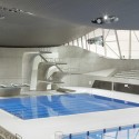 London Aquatics Centre for 2012 Summer Olympics / Zaha Hadid Architects (17) Hufton + Crow