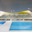 London Aquatics Centre for 2012 Summer Olympics / Zaha Hadid Architects (16) Hufton + Crow