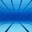 London Aquatics Centre for 2012 Summer Olympics / Zaha Hadid Architects (11) Hufton + Crow