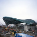 London Aquatics Centre for 2012 Summer Olympics / Zaha Hadid Architects (7) Hlne Binet