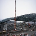 London Aquatics Centre for 2012 Summer Olympics / Zaha Hadid Architects (4) Hlne Binet