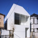 House in Sanno / Studio NOA (12) Courtesy of Studio NOA