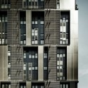 Social Housing Tower Of 75 Units In Europa Square / Roldán + Berengué Social Housing Tower Of 75 Units In Europa Square, © Jordi Surroca