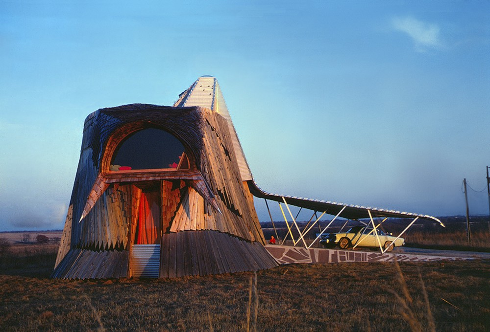 AD Classics: Prairie Chicken House / Herb Greene