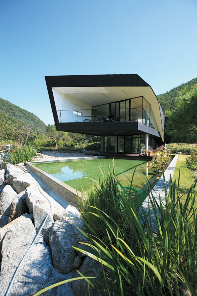 Villa Topoject / AND