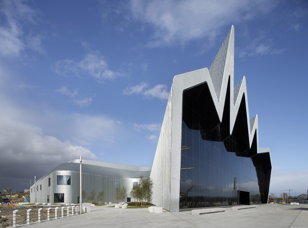 Over 500,000 visitors to the Riverside Museum in its First Weeks
