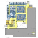 Arizona State University School of Earth and Space Exploration (ISTB4) / Ehrlich Architects Level 7 Plan