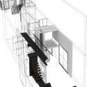 Kent Bellows Studio and Center for Visual Arts / Randy Brown Architects (4) Diagram