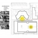 University of Arizona James E Rogers College of Law Renovation / Gould Evans (12) Site Plan