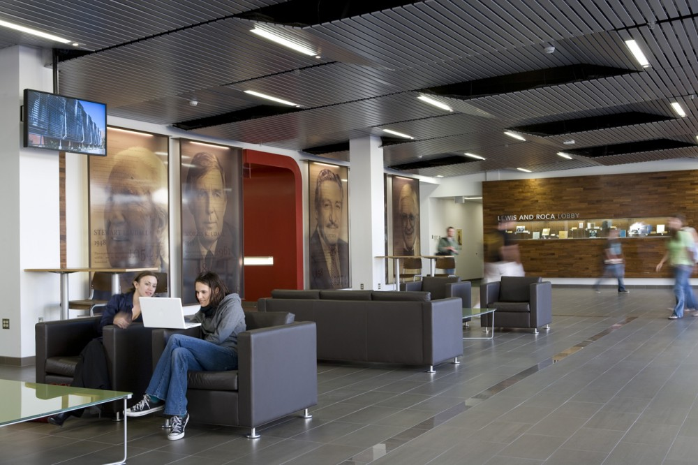 University of Arizona James E. Rogers College of Law Renovation / Gould Evans