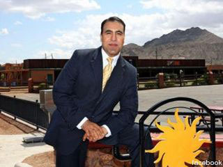 Mayor Resendiz, from his Facebook page via CURBED