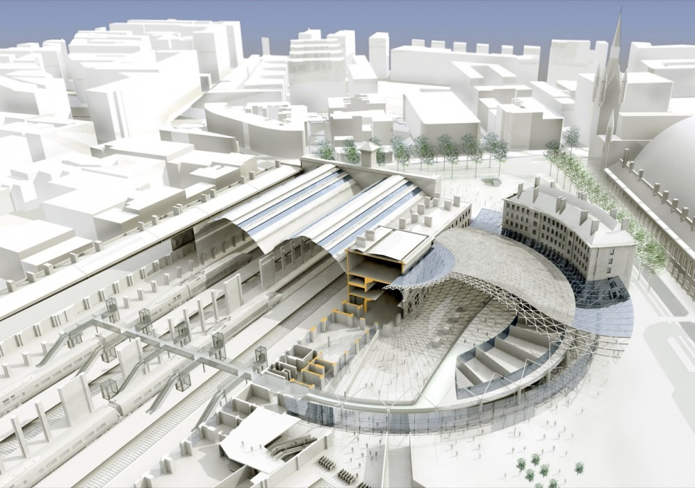 In Progress: King&#8217;s Cross Station / John McAslan + Partners