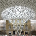 In Progress: King's Cross Station / John McAslan + Partners (13) © Hufton Crow