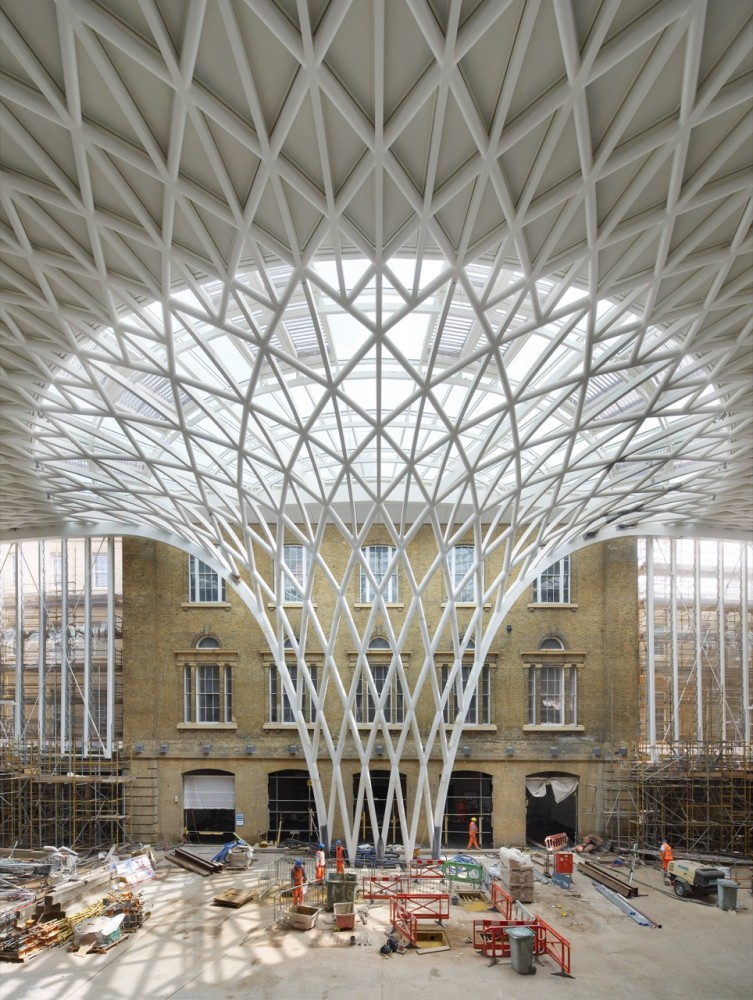 In Progress: King's Cross Station / John McAslan + Partners