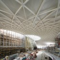In Progress: King's Cross Station / John McAslan + Partners (12) © Hufton Crow