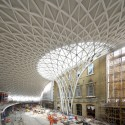 In Progress: King's Cross Station / John McAslan + Partners (10) © Hufton Crow