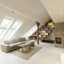 Rounded Loft / A1 Architects  (17) © A1Architects – MgA. David Maštálka