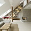 Rounded Loft / A1 Architects  (16) © A1Architects – MgA. David Maštálka