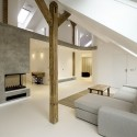 Rounded Loft / A1 Architects  (15) © A1Architects – MgA. David Maštálka