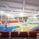 ili High School Competition Entry (3) sports hall