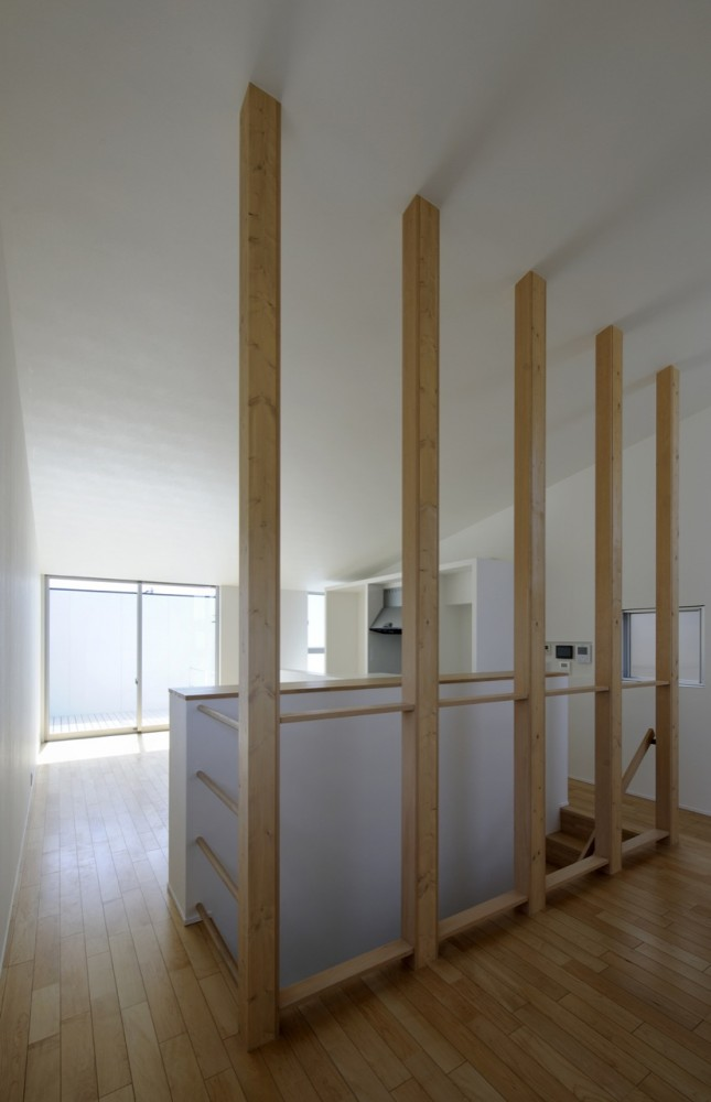 House of Kashiba / Horibe Naoko Architect Office