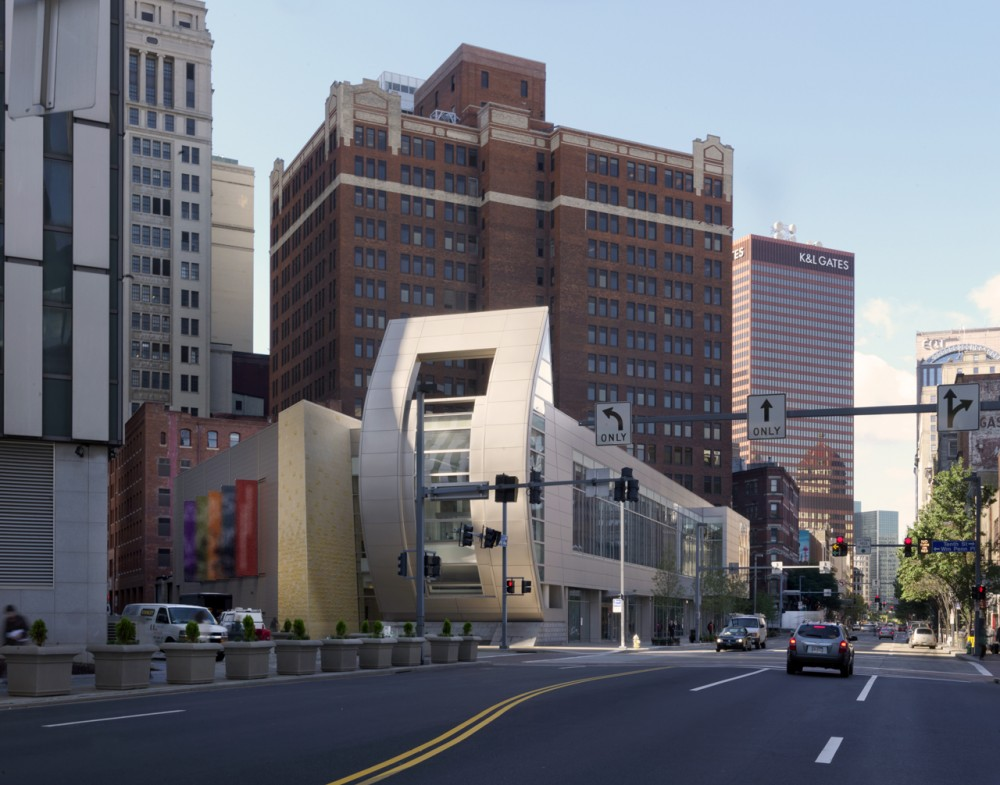 August Wilson Center for African American Culture / Perkins+Will