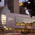 August Wilson Center for African American Culture / Perkins+Will (1) © Joshua Franzos