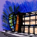 August Wilson Center for African American Culture / Perkins+Will (22) sketch
