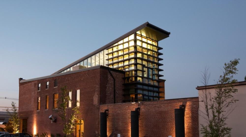 The Green Building To Host U S Green Building Council Leed Platinum Plaque Ceremony Exhibit