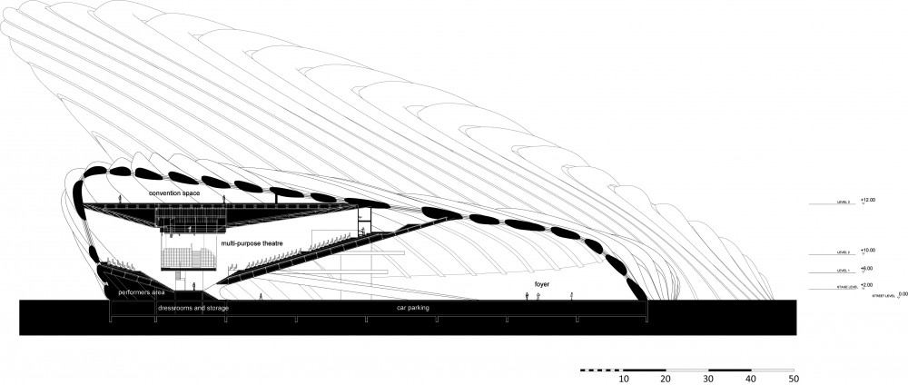 Busan Opera House Competition Proposal / OODA