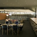 Cesar Chavez Regional Library / Line and Space (5) © Bill Timmerman