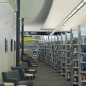 Cesar Chavez Regional Library / Line and Space (6) © Bill Timmerman