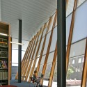 university of Arizona Poetry Center / Line and Space (7) © Henry Tom, AIA, NCARB