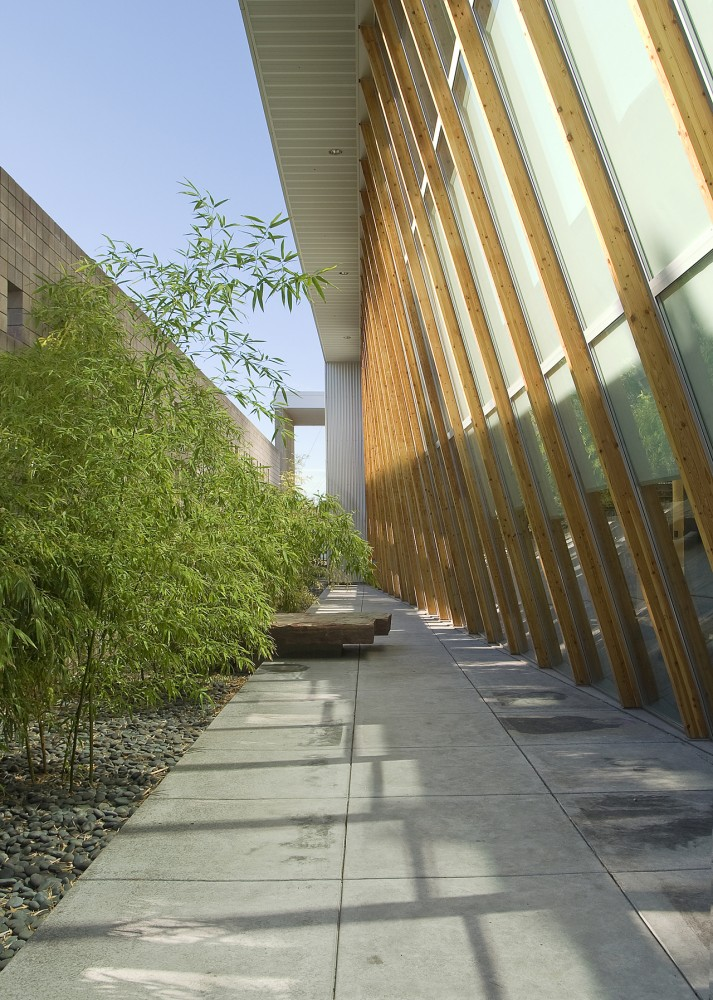 University of Arizona Poetry Center / Line and Space