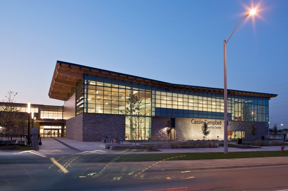 Cassie Campbell Community Centre / Perkins+Will