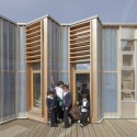 Sandal Magna Community Primary School / Sarah Wigglesworth Architects   (15) © Mark Hadden Photography