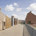 Sandal Magna Community Primary School / Sarah Wigglesworth Architects   (10) © Mark Hadden Photography