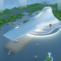 Busan Opera House Proposal (1) Courtesy of Task Architects
