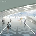 Busan Opera House Proposal (4) entrance space