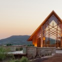 Chapel at Rio Roca Ranch / Maurice Jennings + Walter Jennings Architects (1) © Walter Jennings
