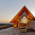 Chapel at Rio Roca Ranch / Maurice Jennings + Walter Jennings Architects (2) © Walter Jennings