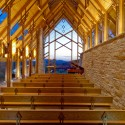 Chapel at Rio Roca Ranch / Maurice Jennings + Walter Jennings Architects (5) © Walter Jennings