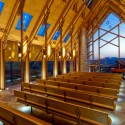 Chapel at Rio Roca Ranch / Maurice Jennings + Walter Jennings Architects (6) © Walter Jennings