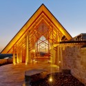Chapel at Rio Roca Ranch / Maurice Jennings + Walter Jennings Architects (10) © Walter Jennings