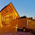 Chapel at Rio Roca Ranch / Maurice Jennings + Walter Jennings Architects (11) © Walter Jennings