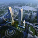Greenland Zhengzhou Towers / Brininstool, Kerwin, &amp; Lynch (7)  Brininstool, Kerwin, &amp; Lynch
