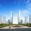 Greenland Zhengzhou Towers / Brininstool, Kerwin, &amp; Lynch (6)  Brininstool, Kerwin, &amp; Lynch