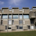 'After You Left, They Took It Apart': Paul Rudolph Exhibition at Colgate (15) Dana Arts Center / © Chris Mottalini