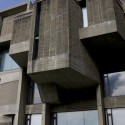 'After You Left, They Took It Apart': Paul Rudolph Exhibition at Colgate (16) Dana Arts Center / © Chris Mottalini