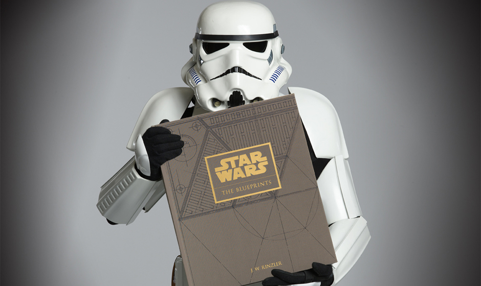 Win a copy of Blueprints of the Star Wars Galaxy